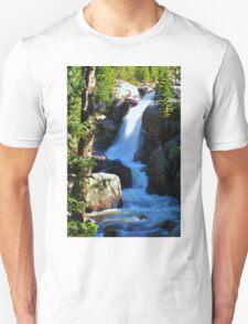 Alberta Falls Unisex T-Shirt