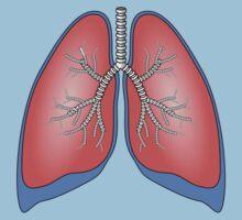Lungs T-Shirt - Healthy Funny Tee Kids Tee