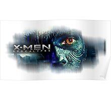 Nightcrawler  x-men apocalypse  Poster