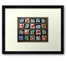 World Series Collection Framed Print