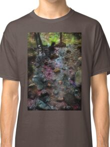 River of fireworks Classic T-Shirt