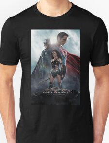 The Dawn Of Justice 3 Warriors Unisex T-Shirt