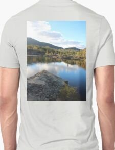 Platypus Point Dunn's Swamp NSW Unisex T-Shirt