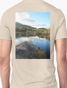 Platypus Point Dunn's Swamp NSW Unisex T-Shirt