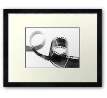 FIlm 35mm 2 Framed Print