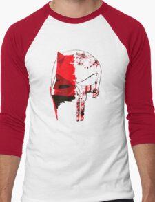 Daredevil - Punisher Men's Baseball ¾ T-Shirt
