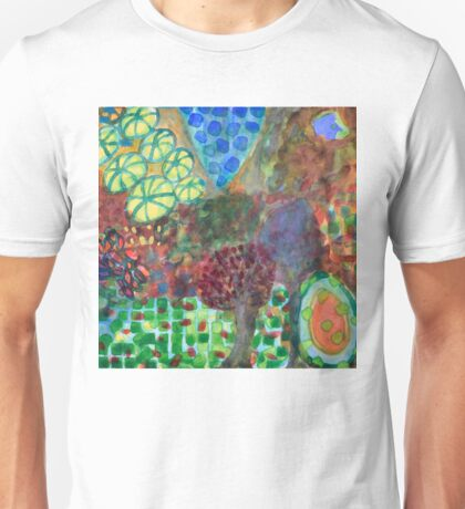 The Egg in the Magic Forest  Unisex T-Shirt
