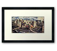 New Old City Framed Print