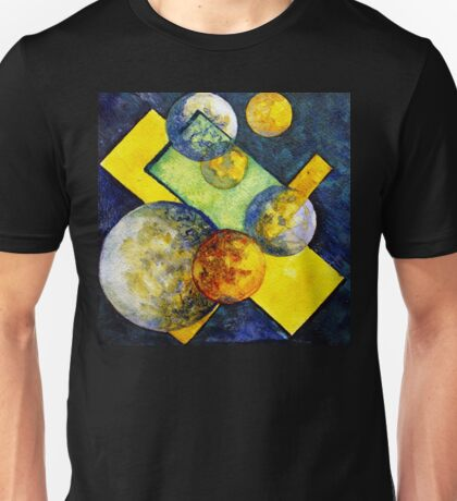 World Series A-4 Dark Space Unisex T-Shirt