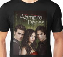 THE VAMPIRE DIARIES COVER Unisex T-Shirt