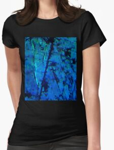 A Scratch of Hue Womens Fitted T-Shirt