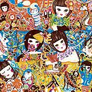 Colourful Days by Nani Puspasari