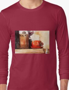 akwarelka 104 Long Sleeve T-Shirt