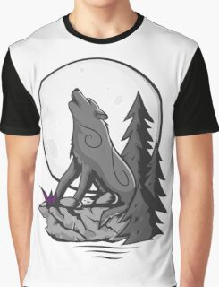 Wolf HQ Graphic T-Shirt