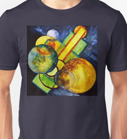 World Series A-6 Dark Space Unisex T-Shirt