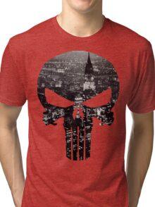 The Punisher - New York Tri-blend T-Shirt