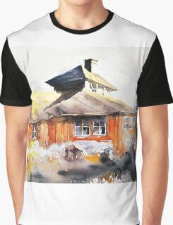 akwarelka 80 Graphic T-Shirt