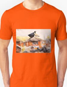 akwarelka 80 Unisex T-Shirt