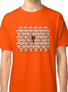 Greyhound cartoon Classic T-Shirt