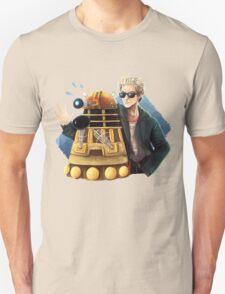 Doctor Who - Explaaiiin!! T-Shirt