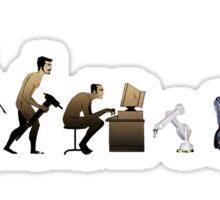 Evolution Sticker