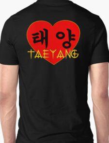 ♥♫I Love Taeyang-Fabulous K-Pop Clothes & Phone/iPad/Laptop/MackBook Cases/Skins & Bags & Home Decor & Stationary & Mugs♪♥ T-Shirt