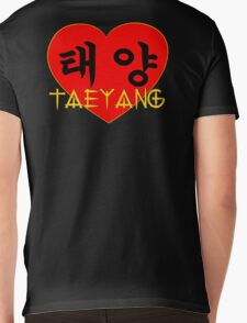 ♥♫I Love Taeyang-Fabulous K-Pop Clothes & Phone/iPad/Laptop/MackBook Cases/Skins & Bags & Home Decor & Stationary & Mugs♪♥ Mens V-Neck T-Shirt