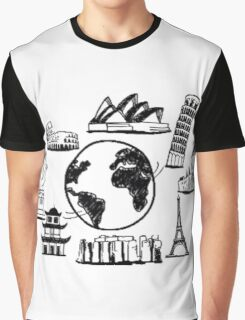 Holiday- world Graphic T-Shirt