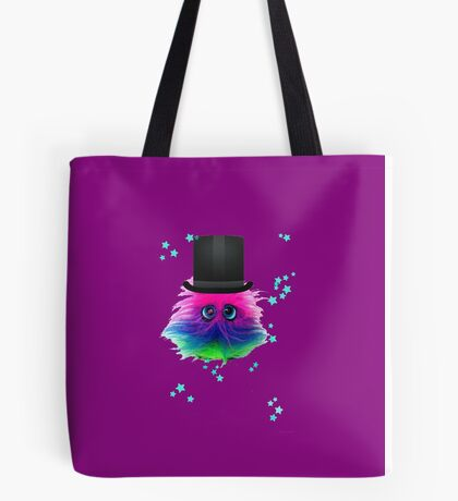 GONK with top hat Tote Bag
