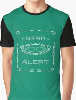 Nerd Alert! Graphic T-Shirt