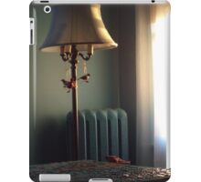 QUIET TIME OF DAY iPad Case/Skin