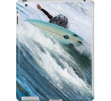 Surfs up- Evans Head iPad Case/Skin