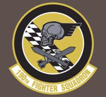 190th Fighter Squadron emblem One Piece - Short Sleeve