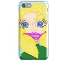 Zelda And Her Award Winning Smile iPhone Case/Skin