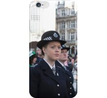 St Patrick's Day Parade  London  iPhone Case/Skin