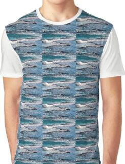 Oceanic S-bends Graphic T-Shirt
