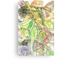 Fairy with Trumpet  Canvas Print