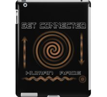 CONNECTION iPad Case/Skin