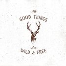 ALL GOOD THINGS by Magdalena Mikos