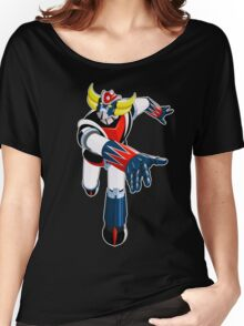 Grendizer Women's Relaxed Fit T-Shirt