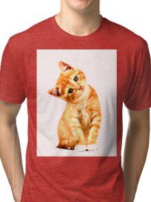 Kitty Galore Tri-blend T-Shirt
