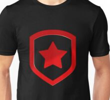 Gambit logo (no text) Unisex T-Shirt