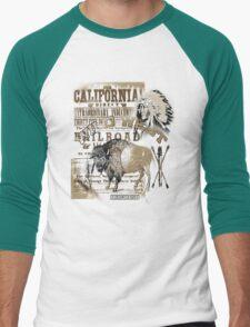 alaska Men's Baseball ¾ T-Shirt