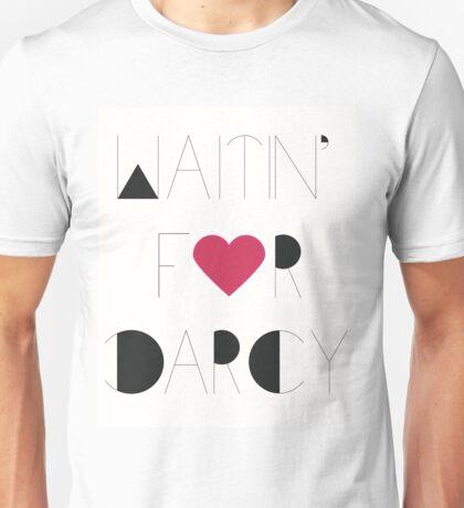 Mr. Darcy Unisex T-Shirt