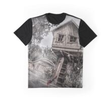 Tree house of horrors Graphic T-Shirt