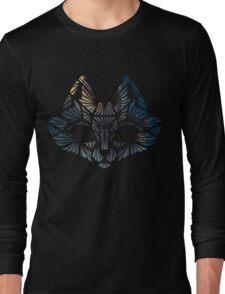 Catfox (space) Long Sleeve T-Shirt