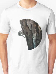 The Rock Climber Unisex T-Shirt