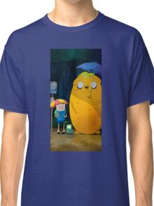adventure time totoro Classic T-Shirt