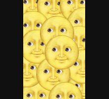 Moon emoji layered design! Unisex T-Shirt