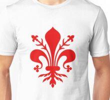Fleur-de-lis Florence Unisex T-Shirt